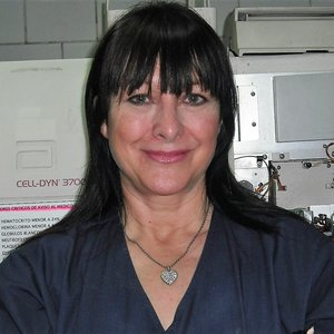 M.V. María Cristina Silva